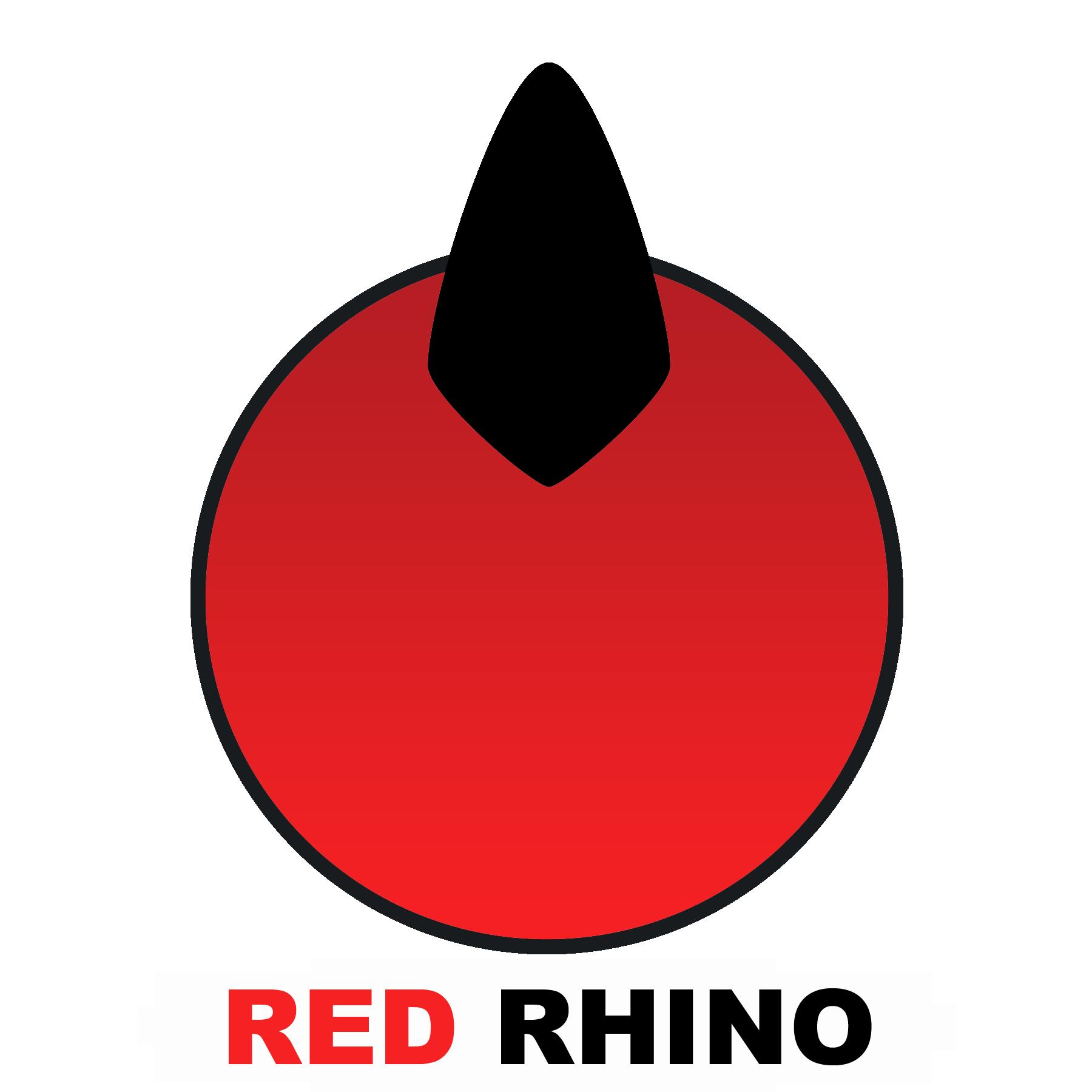 My Red Rhino Symbol