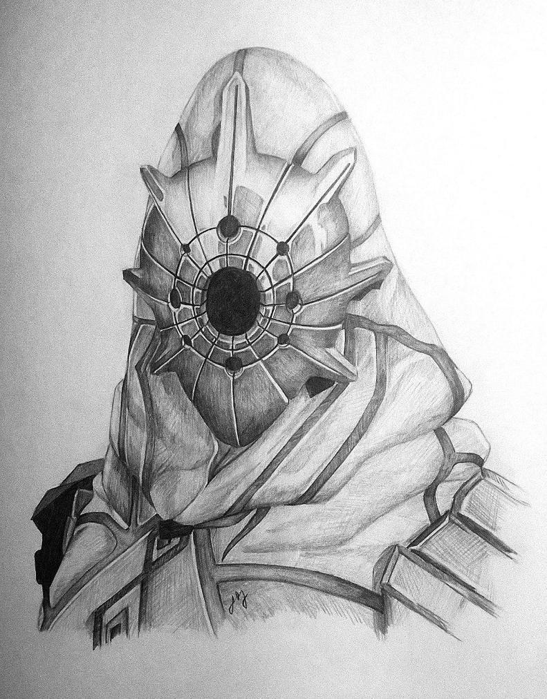 Masked Lumen by Dantez444