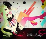 UTAU Alec Meszaros KiLLER LADY Coverart + cover