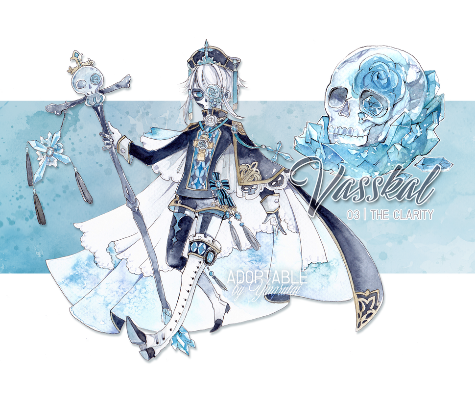 [Auction closed] Vasskal 03 by Yingrutai