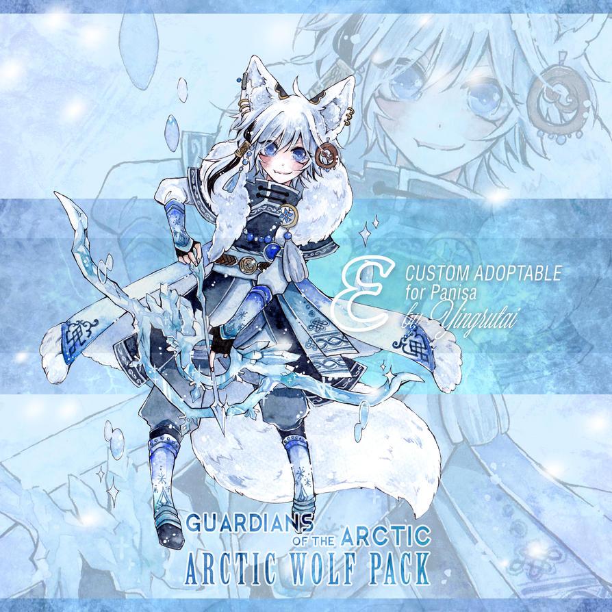 Custom | Arctic Wolf Epsilon by Yingrutai