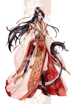 Fullbody Custom for Yuuira