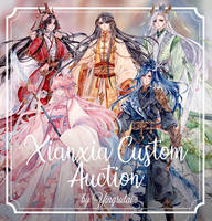 [Closed] Xianxia Custom Slot Auction