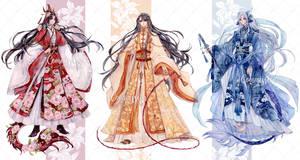 Xianxia Style Custom for Guoxinghe