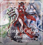 [Close] Xianxia Custom Slot Auction