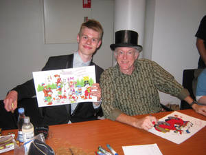 A lifetime of adventures with Don Rosa