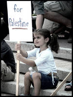 for Palestine by Sadiya
