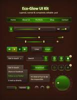 Web / Game UI Kit by PavitraSTandon