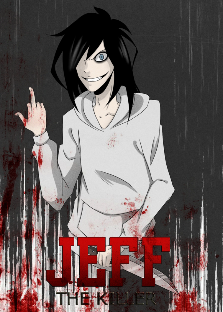 Jeff The Killer by YokoRe