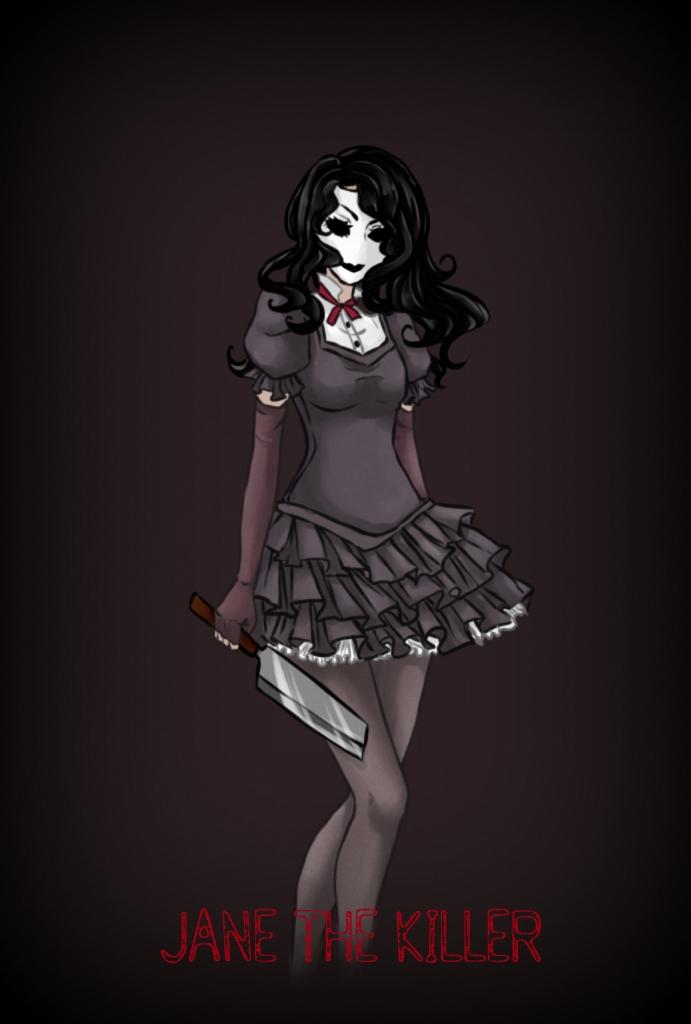 Jane the killer by yokore on deviantart - Jane the killer anime ...