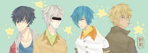 Star Day's Bachelors by Yaaju
