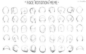Face Rotation Meme