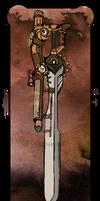 [TA] Steamkite Weapon