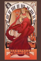 [Art Nouveau] Antoinette Lammers