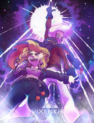 [SU] Show of the Stars - Lars and Sadie by Vixenkiba