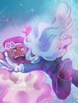 [SU] Wedding - Ruby and Sapphire