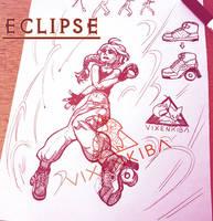 [FoRLoVE Nuzlocke] Eclipse by Vixenkiba