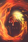 [ FoRLoVE ] Flame Wheel by Vixenkiba