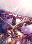 [ OCtober ] Fantasy RPG AU by Vixenkiba