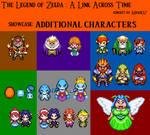 ALAT - Additional Characters 1