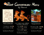 Point Commission : (close)