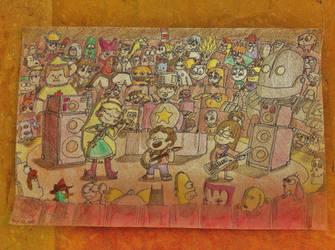 Steven's Concert