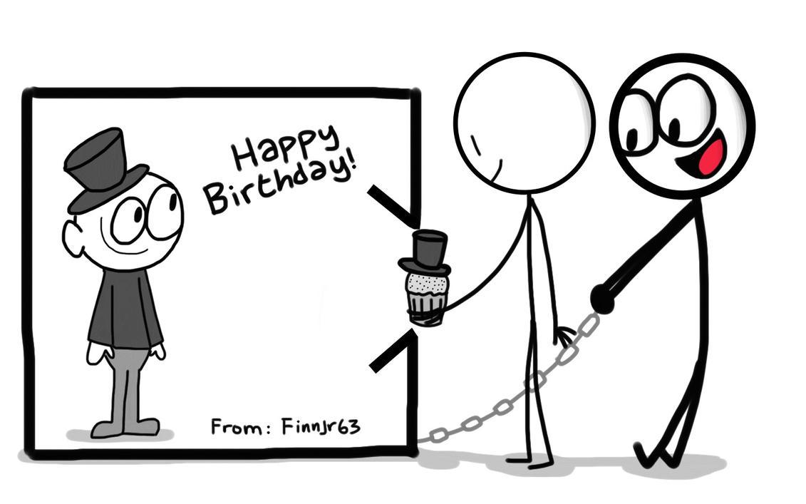 Birthday Gift for brandan97 by Finnjr63