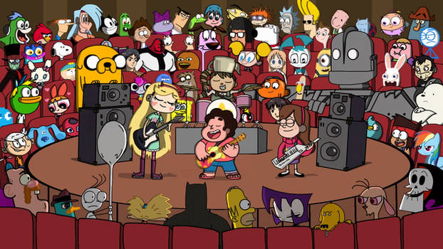 Steven's Concert Redone