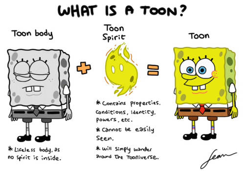 Toons and their Spirits
