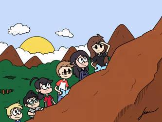 Mountain Trip by Finnjr63