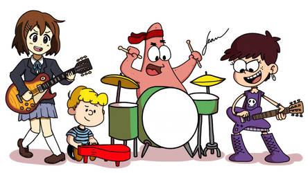 Dream Team Band by Finnjr63