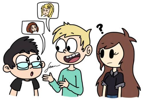 Anime Admirers