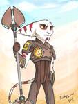 General Alister Azimuth