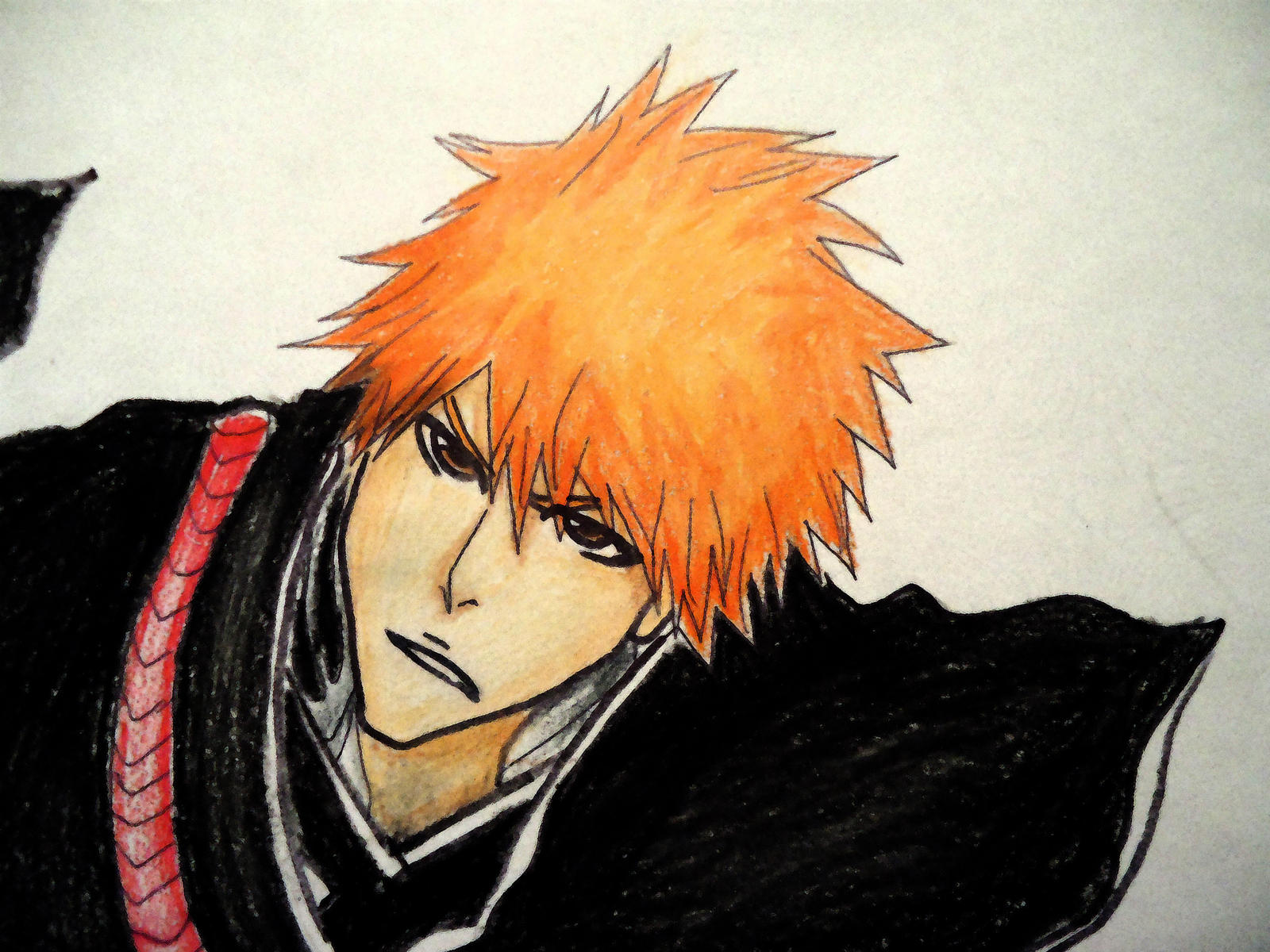 Ichigo New Shikai by ANiMExFReaKx115