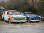 Rusted Chevys