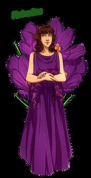 Dr Who Flowers - Katarina