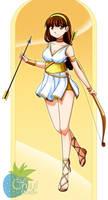 Powerpuff Goddess Robyn