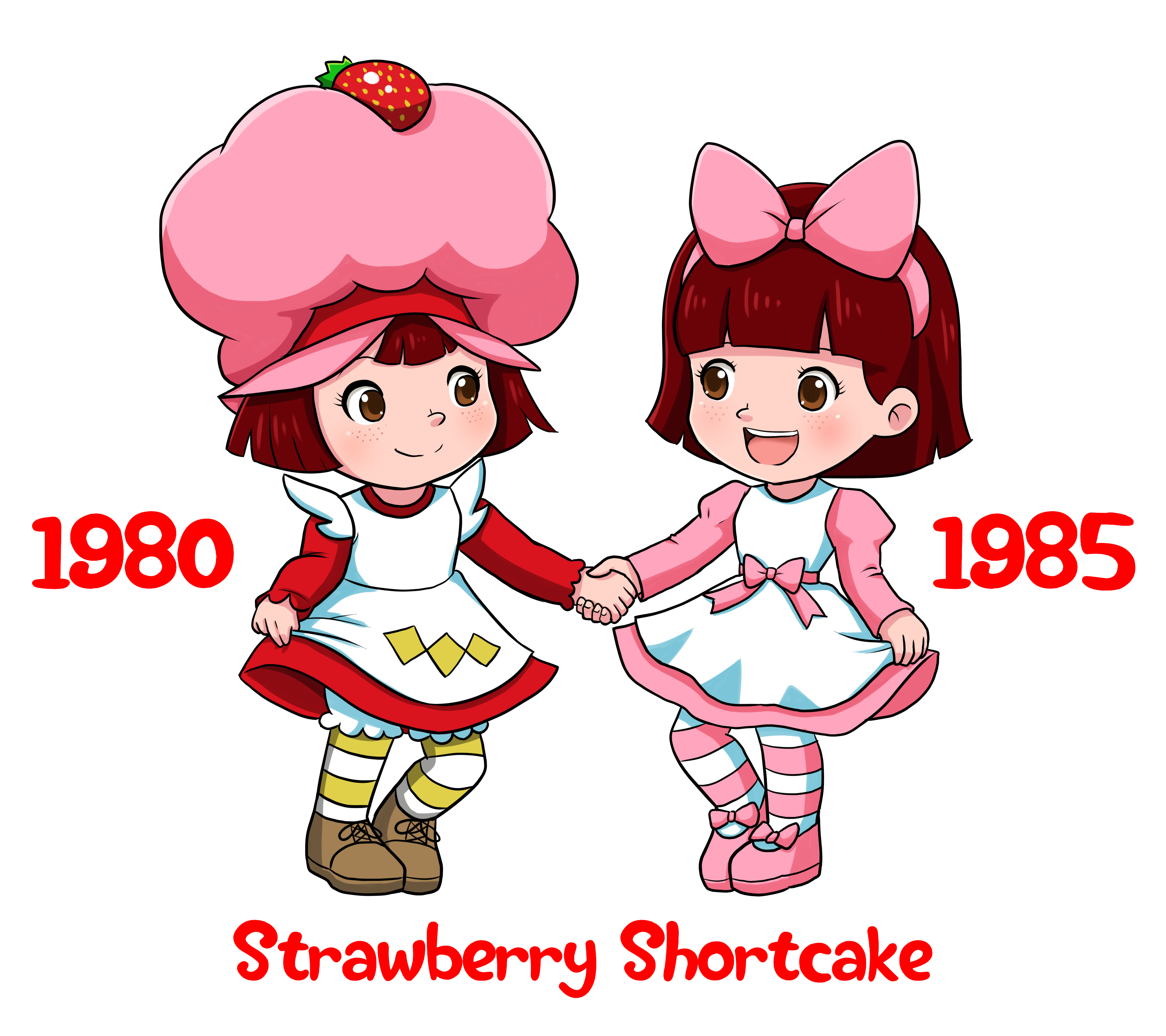 Strawberry Shortcakes By Yet One More Idiot On Deviantart