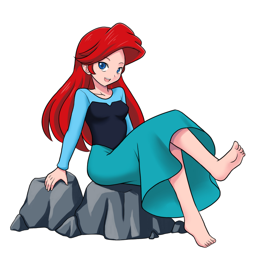 Ariel - The Little Mermaid (1988) by Yet-One-More-Idiot