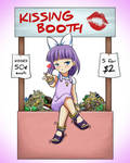 Carnival Kissing Booth Queen