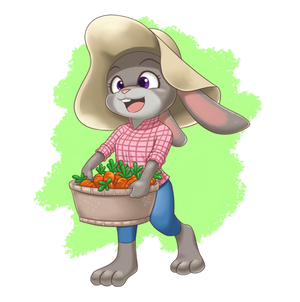 Judy Hopps - Zootropolis (2016) by Yet-One-More-Idiot