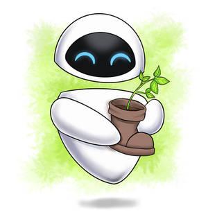 EVE - WALL-E (2008)