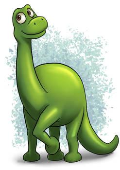 Libby - The Good Dinosaur (2015)