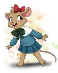 Olivia Flaversham - Great Mouse Detective (1986)