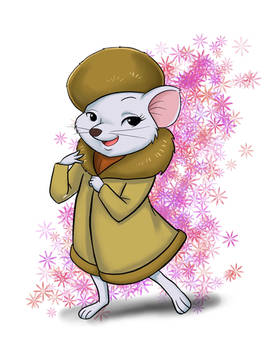 Miss Bianca - The Rescuers Down Under (1990)