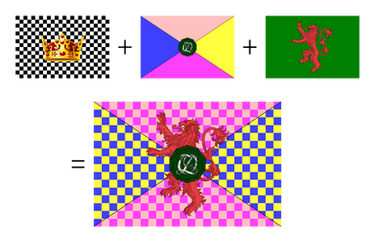A flag for the Unified Fairy Realms