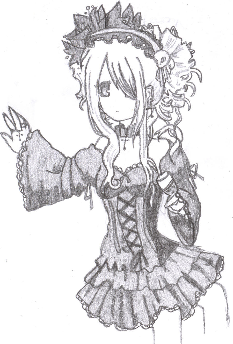 Gothic for life by FinnishGirl97 on DeviantArt