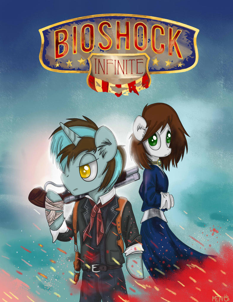 Bioshock Infinite by FinnishGirl97