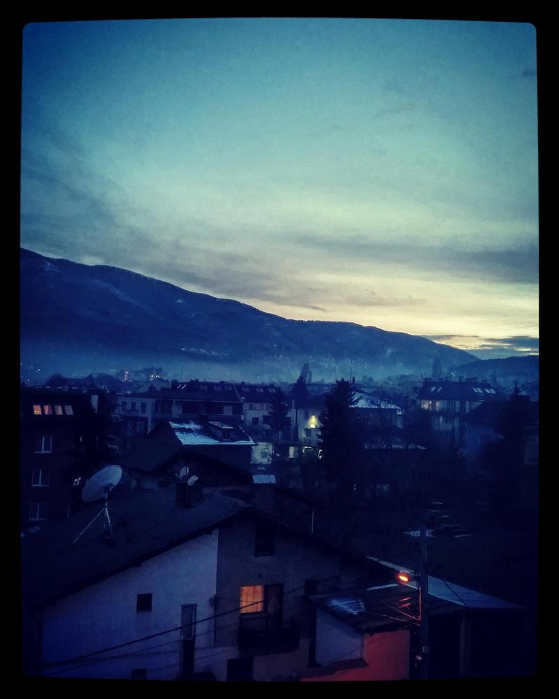 Sunset by DaniBRUTALStar