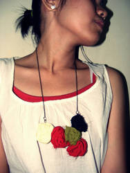 I am the Rose Bib by maulani